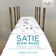 "Erik Satie (1866-1925): Klavierwerke ""Slow Music"", CD"