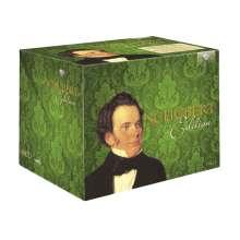 Franz Schubert (1797-1828): Schubert Edition (Brilliant), 69 CDs