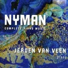 Michael Nyman (geb. 1944): Sämtliche Klavierwerke, 2 CDs