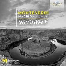 Claudio Monteverdi (1567-1643): Madrigali Libro 9, CD