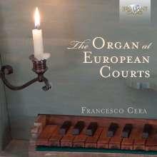The Organ at European Courts, CD