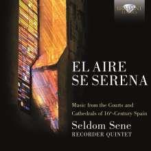 Seldom Sense  - El Aire Se Serena, CD
