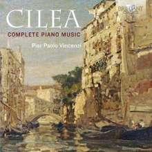 Francesco Cilea (1866-1950): Sämtliche Klavierwerke, 2 CDs