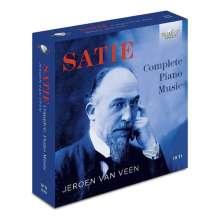Erik Satie (1866-1925): Sämtliche Klavierwerke, 9 CDs