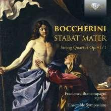 Luigi Boccherini (1743-1805): Stabat Mater (Erstfassung 1781), CD
