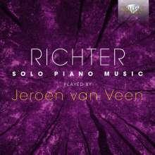Max Richter (geb. 1966): Klavierwerke, CD