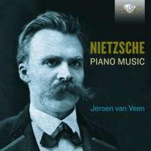 Friedrich Nietzsche (1844-1900): Klavierwerke, CD