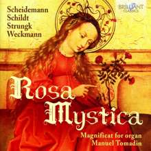 Manuel Tomadin - Rosa Mystica, CD