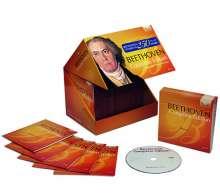 Ludwig van Beethoven (1770-1827): Ludwig van Beethoven - Complete Edition (Brilliant 2017), 85 CDs