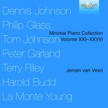 Jeroen van Veen & Friends - Minimal Piano Collection XXI-XXVI, 8 CDs