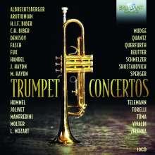 Trompetenkonzerte, 10 CDs