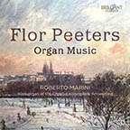 Flor Peeters (1903-1986): Orgelwerke, 2 CDs