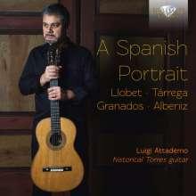 Luigi Attademo - A Spanish Portrait, CD