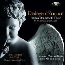 Dialogo d'Amore - Frottolas for Isabella d'Este, CD