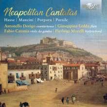 Neapolitanische Kantaten, CD
