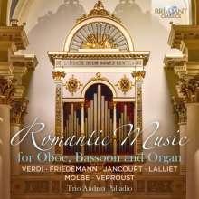 Romantische Musik für Oboe, Fagott & Orgel, CD