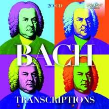 Johann Sebastian Bach (1685-1750): Transkriptionen, 20 CDs