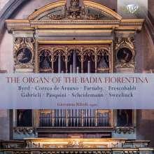 The Organ of the Badia Fiorentina, CD
