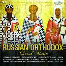 Russian Orthodox Choral Music, 6 CDs