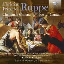Christian Friedrich Ruppe (1753-1826): Weihnachtskantaten, CD