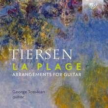 """Yann Tiersen (geb. 1970): Gitarrenwerke """"La Plage"""", CD"""