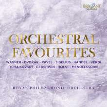 Royal Philharmonic Orchestra - Orchestral Favourites, 4 CDs