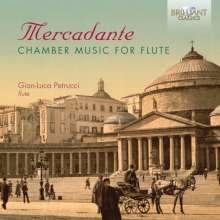 Saverio Mercadante (1795-1870): Kammermusik mit Flöte, CD