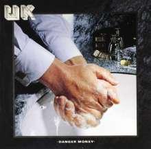 U.K.: Danger Money, CD