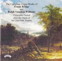 Ralph Vaughan Williams (1872-1958): Sämtliche Orgelwerke, CD