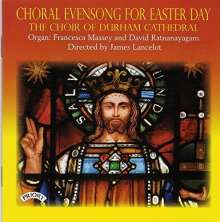 Durham Cathedral Choir - Choral Evensong for Easter Day, CD