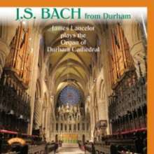 J.S.Bach from Durham, CD