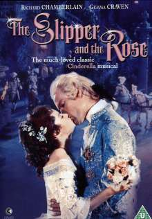 The Slipper And The Rose (1976) (UK Import), DVD