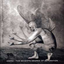 Arena: The Seventh Degree Of Separation, CD