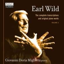Earl Wild (1915-2010): Sämtliche Transkriptionen & Klavierwerke Vol.3, CD