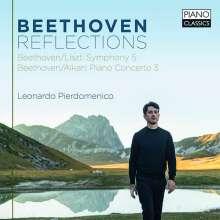 Ludwig van Beethoven (1770-1827): Klavierkonzert Nr.3 (in der Fassung für Klavier solo von Charles Alkan), CD
