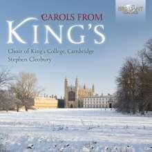 King's College Choir - Carols from King's, CD