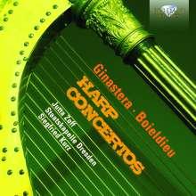Francois-Adrien Boieldieu (1775-1834): Harfenkonzert C-Dur, CD
