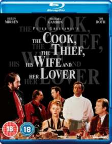 The Cook, The Thief, His Wife And Her Lover (1989) (Blu-ray) (UK Import), Blu-ray Disc