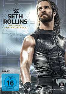 Seth Rollins - Building the Architect, 3 DVDs
