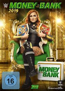WWE - Money in the Bank 2019, 2 DVDs