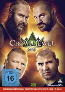 WWE - Crown Jewel 2019, 2 DVDs