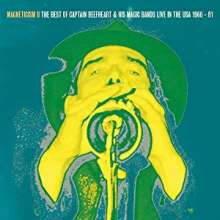 Captain Beefheart: Magneticism II: The Best Of Captain Beefheart & His Magic Bands Live In The USA (Limited Edition), LP
