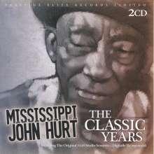 Mississippi John Hurt: The Classic Years, 2 CDs