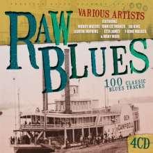 Raw Blues, 4 CDs