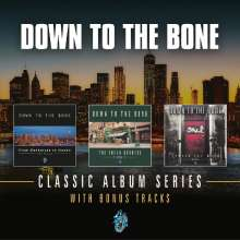 Down To The Bone: Classic Album Series, 3 CDs