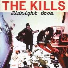 The Kills: Midnight Boom, LP