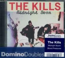 The Kills: Midnight Boom / Blood Pressures, 2 CDs