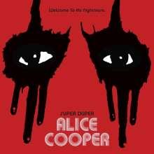 Alice Cooper: Super Duper Alice Cooper (Deluxe Edition) (Blu-ray + 2DVD + CD), 2 DVDs, 1 Blu-ray Disc und 1 CD