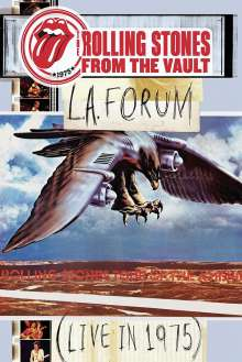 The Rolling Stones: From The Vault: L.A. Forum (Live In 1975), DVD