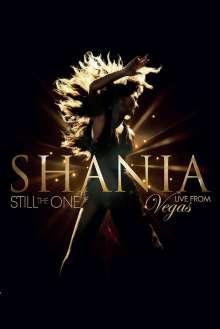 Shania Twain: Still The One: Live From Vegas 2012, DVD